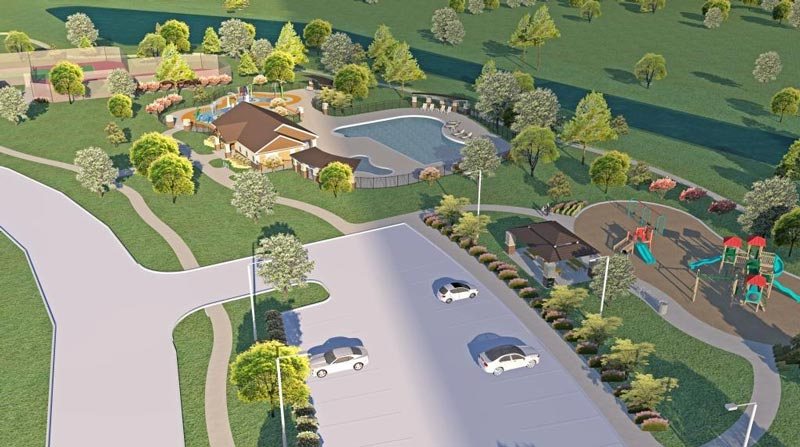 Trails of Katy Amenities Overview